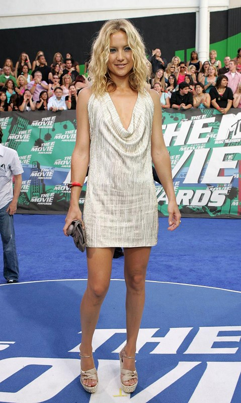 L'attrice Kate Hudson agli MTV Movie Awards 2006