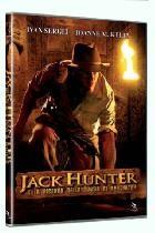 La copertina di Jack Hunter e la ricerca della tomba di Akhenaten (dvd)