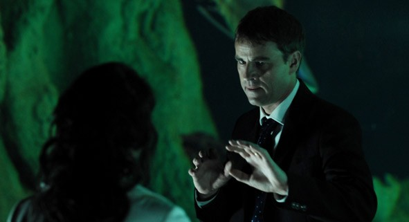 Laurent Lucas in una scena del film La donna di nessuno