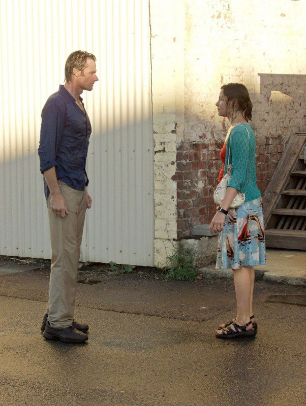 William McInnes e Justine Clarke in un'immagine del film Look Both Ways - Amori e Disastri