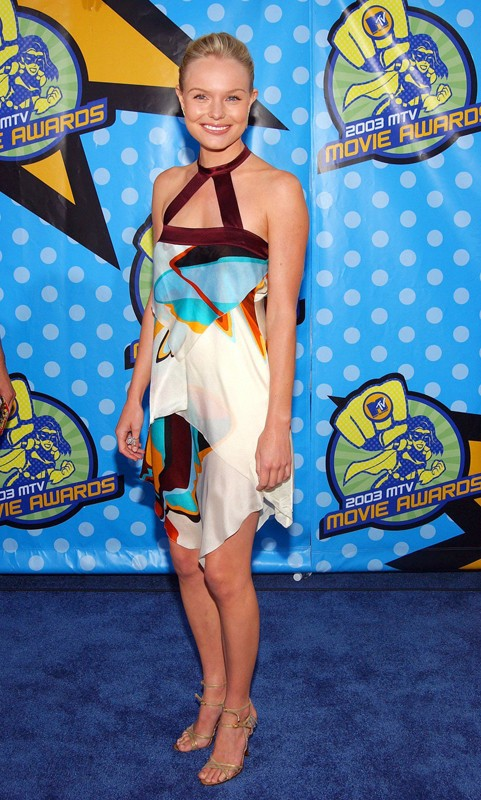 Kate Bosworth agli MTV Movie Awards 2003