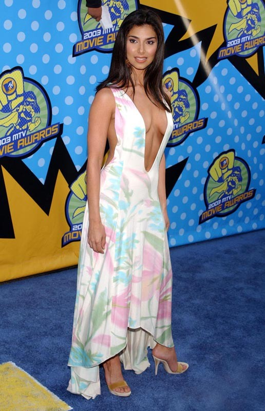 Roselyn Sanchez agli MTV Movie Awards 2003
