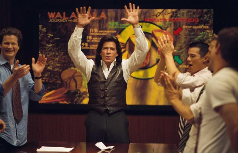 Thomas Haden Churchi in una scena del film Immagina che