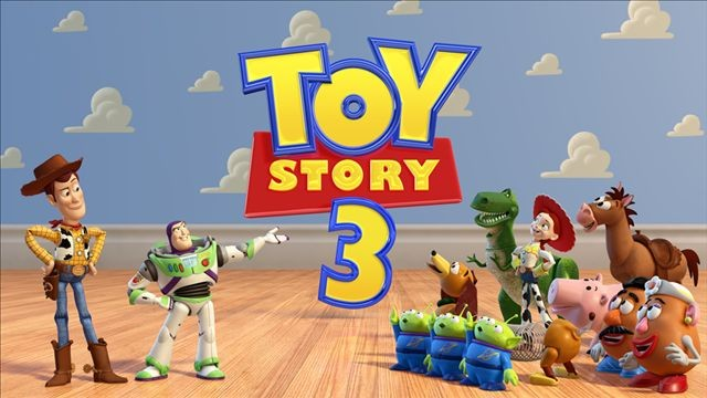 Un'immagine promozionale di Toy Story 3