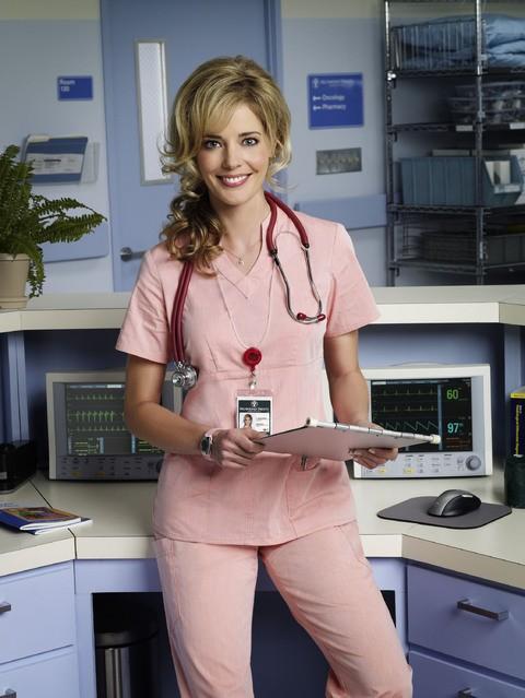 Christina Moore è Candy Sullivan nella serie TV Hawthorne