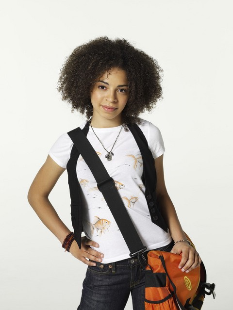 Hannah Hodson è Camille nella serie TV Hawthorne