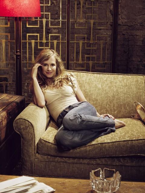 Holly Hunter nella terza stagione di Saving Grace