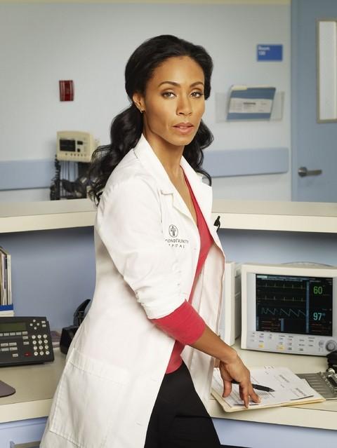 Jada Pinkett Smith è l'infermiera Christina Hawthrone