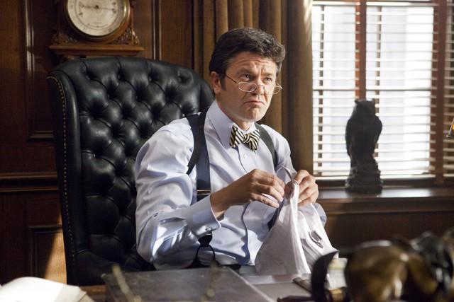 John Michael Higgins nell'episodio The Curious Case Of Kellerman's Button di Raising the Bar