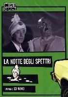 La copertina di La notte degli spettri (dvd)