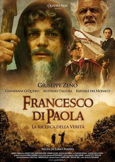 La locandina di Francesco di Paola - La ricerca della Verità