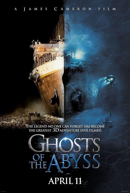 La locandina di Ghosts of the Abyss