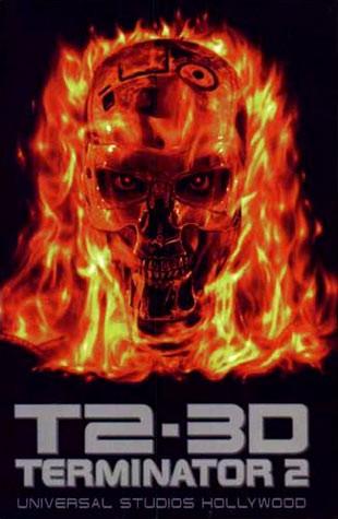 La locandina di T2 3-D: Battle Across Time