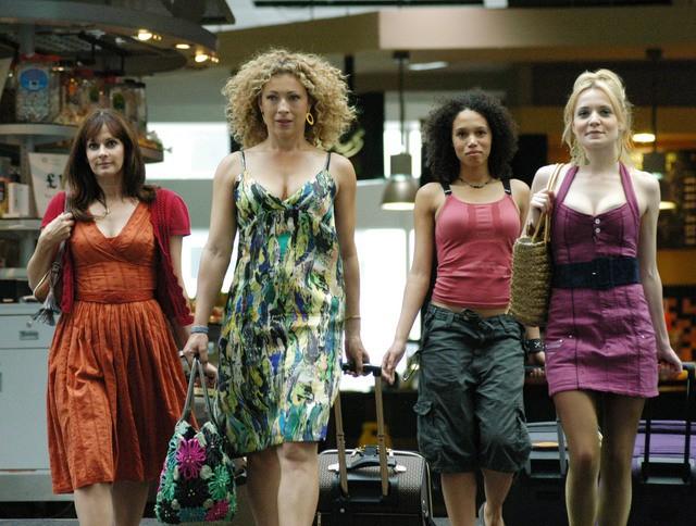 Una foto promozionale del cast di Hope Springs