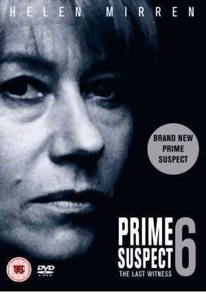 La locandina di Prime Suspect 6: The Last Witness