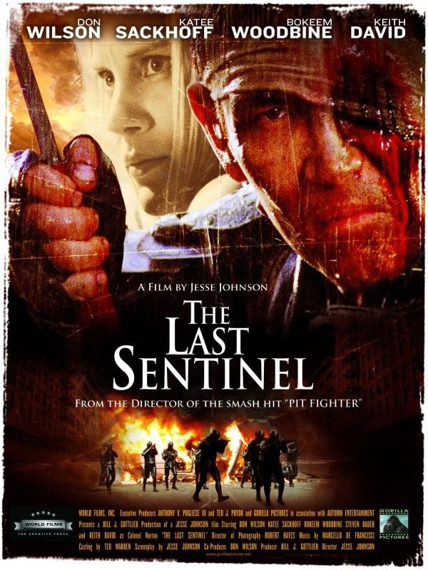 La locandina di The Last Sentinel