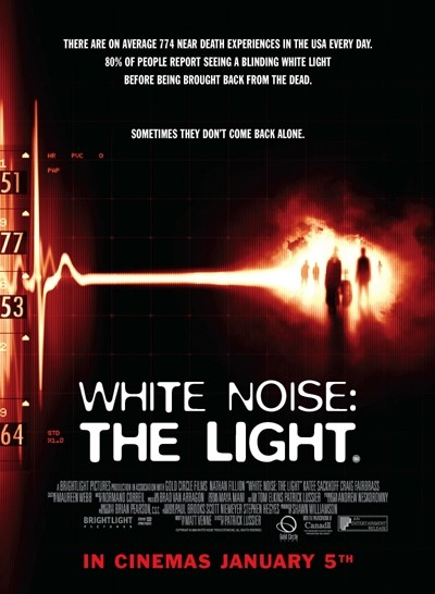 La locandina di White Noise: The Light