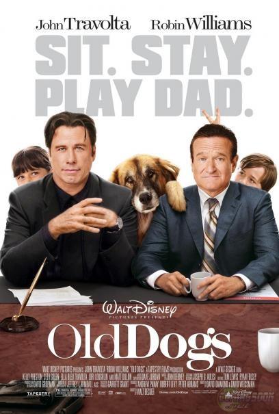 La locandina di Old Dogs