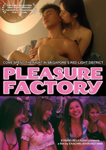 La locandina di Pleasure Factory