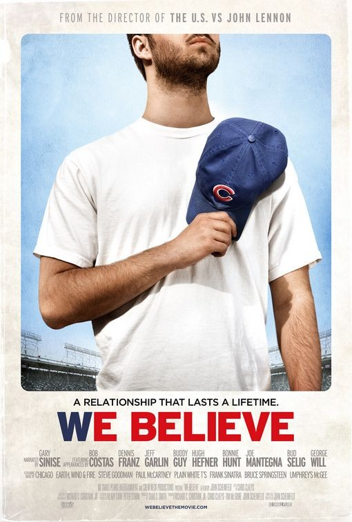 La locandina di We Believe