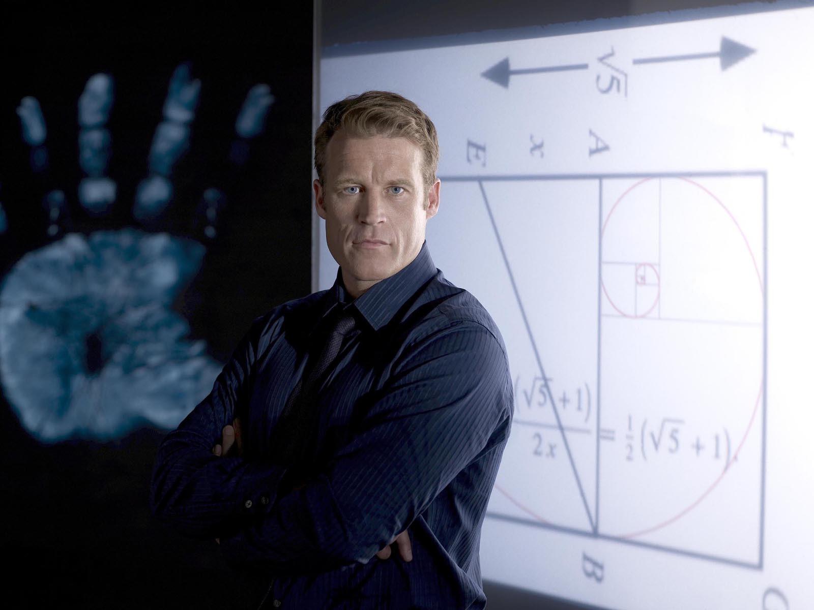 Un wallpaper di John Scott interpretato da Mark Valley per la serie Fringe
