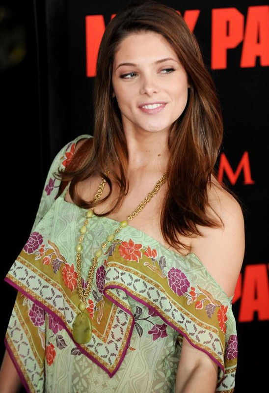 Ashley Greene alla premiere del film 'Max Payne'