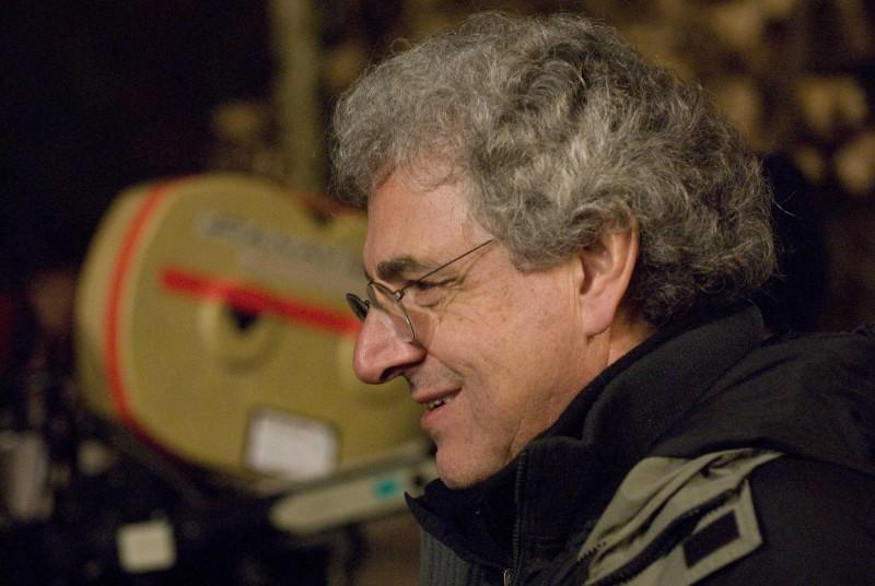 Il regista Harold Ramis sul set del film Year One