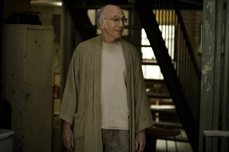 Larry David in è Boris nel film Whatever Works, diretto da Woody Allen