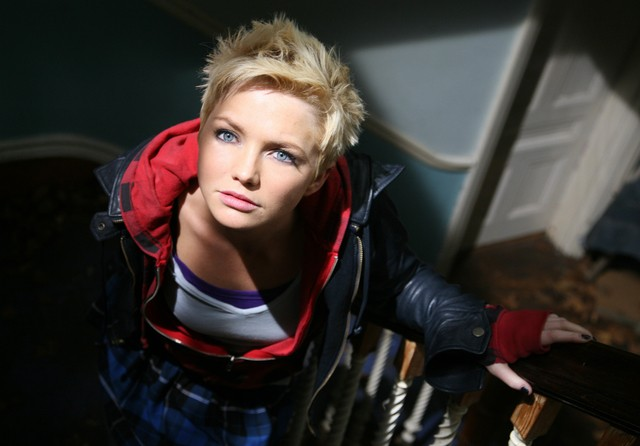 Hannah Spearritt è Abby in Primeval