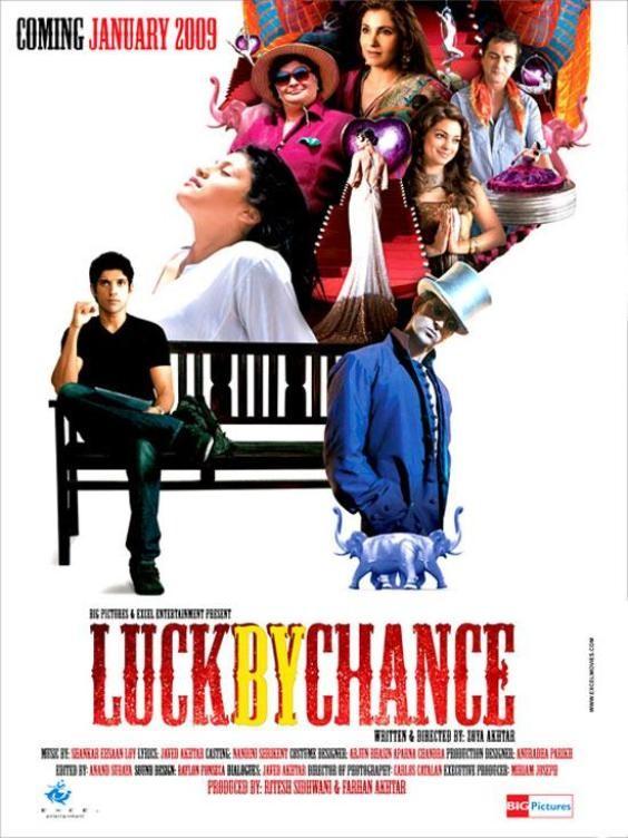 La locandina di Luck by Chance