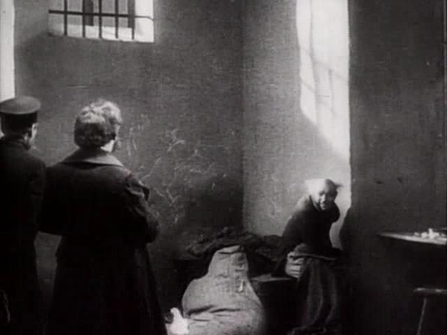 Una scena del film Nosferatu