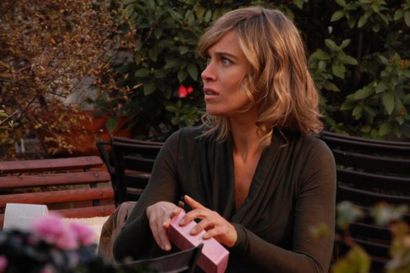 Francesca Faiella interpreta Sara nel film Tutti intorno a Linda