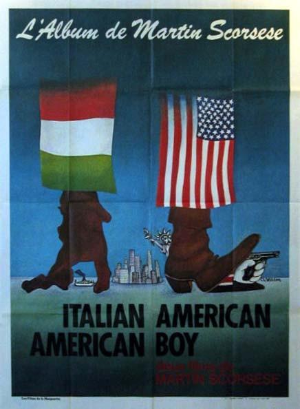 La locandina di Italoamericani