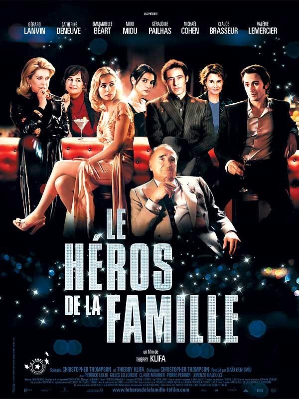 La locandina di Le héros de la famille
