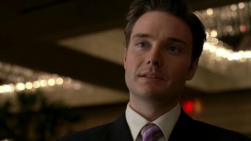 Michael McMillian in un'immagine dell'episodio 'Nothing But The Blood' della seconda stagione di True Blood