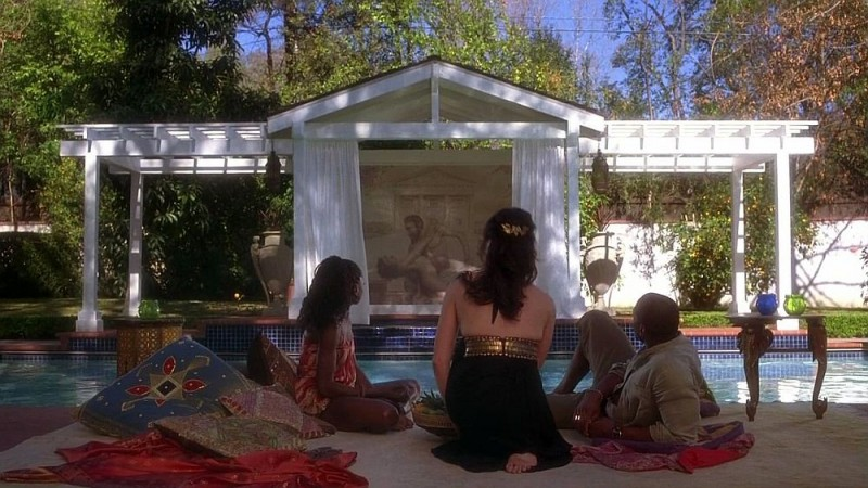 Un'immagine dell'episodio 'Nothing But The Blood' della seconda stagione della serie tv True Blood