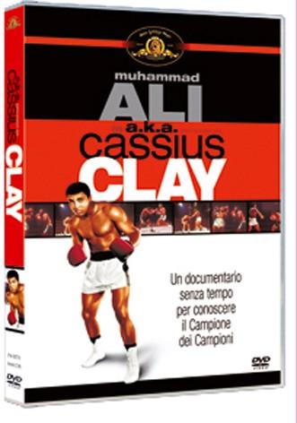 La copertina di Ali a.k.a. Cassius Clay (dvd)