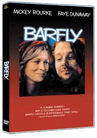 La copertina di Barfly (dvd)