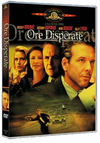 La copertina di Ore disperate (dvd)