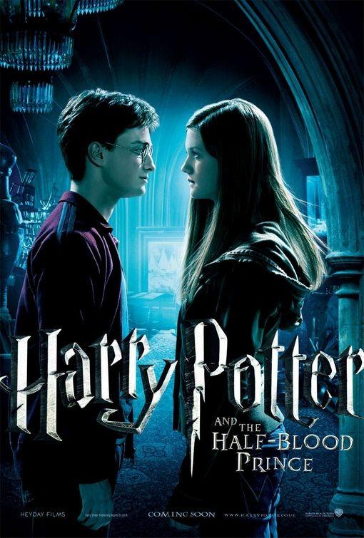 Nuovo Character Poster per Harry Potter e il principe mezzosangue - Harry Potter / Ginny Wesley