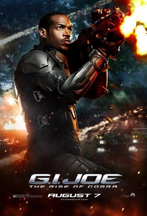 Nuovo Character Poster per il film G. I. Joe: Ripcord