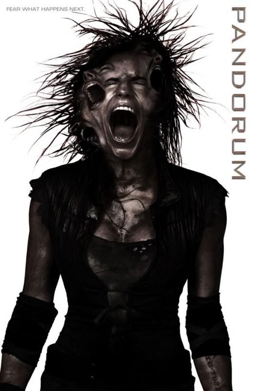 Nuovo folle poster di Pandorum