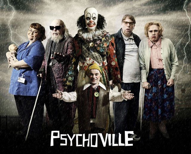 La locandina di Psychoville