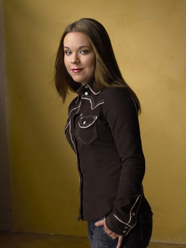 Una foto promozionale di Tina Majorino per il telefilm Veronica Mars