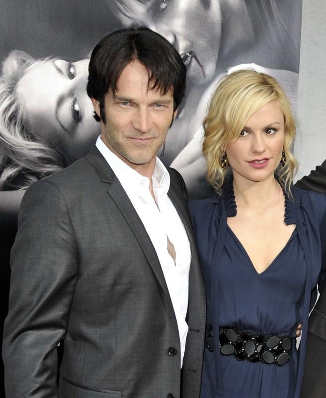 Anna Paquin e Stephen Moyer alla 'True Blood Season 2 Premiere', il 9 Giugno 2009 a Hollywood, in California