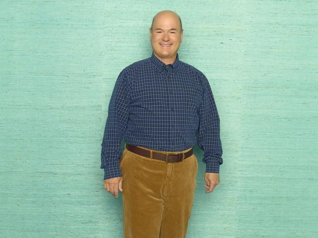 Larry Miller in una foto promozionale della serie 10 Things I Hate About You