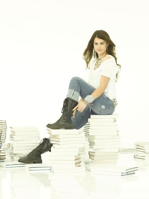 Lindsey Shaw Kat Stratford è in 10 Things I Hate About You