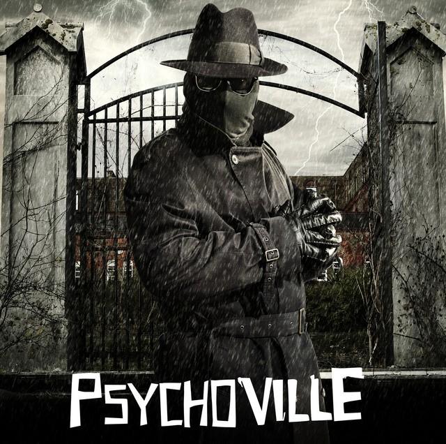 Un poster promozionale della serie Psychoville