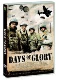 La copertina di Days of glory (dvd)
