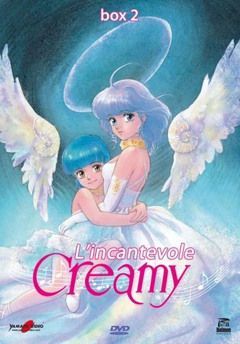 La copertina di L'incantevole Creamy - Box 2 (dvd)